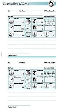Sub de base Cuaderno de bit/ácora subbook con base de buceo Start