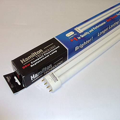 Aquariums Fit for Hamilton Technology Compact Actinic Royal Blue 460nm Linear Pin Lamp
