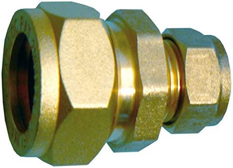 Lead Loc 1//2 7lb Lead to 25mm MDPE Pipe Fitting