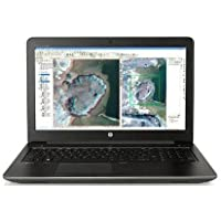 HP ZBook 15-G3 Intel Core i7-6820HQ X4 2.7GHz 16GB 512GB SSD, Dark Gray (Certified Refurbished)