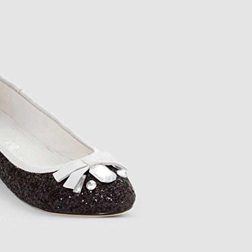CAFèNOIR Mujer EH911 - 002 nero argento Ballet