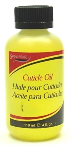 Super Nail Cuticle Oil 4 Ounce (118ml) (2 Pack)
