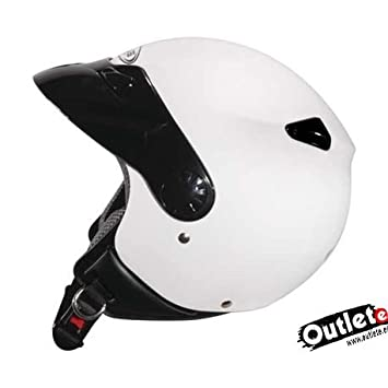 CASCO JET ZEUS HZ210 BLANCO