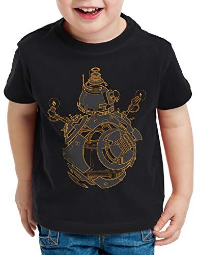 Pour Enfants Droide A Éclatée 8 Bb Robot Vue shirt T Astro n t q0p0zYTS