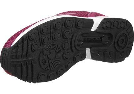 brand new 9e804 0008b ... adidas ZX Flux, Scarpe, Unisex FUXIA UNIPNK rosa bianco