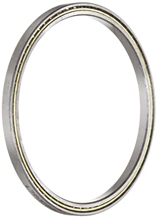 RBC Thin Section Ball Bearing, Unsealed, Angular A-Type ...