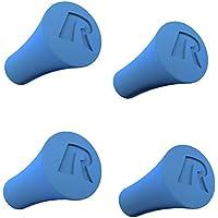 RAP-UN-CAP-4-BLUEU :: 4 (Qty) RAM X-Grip Post Caps (Blue)