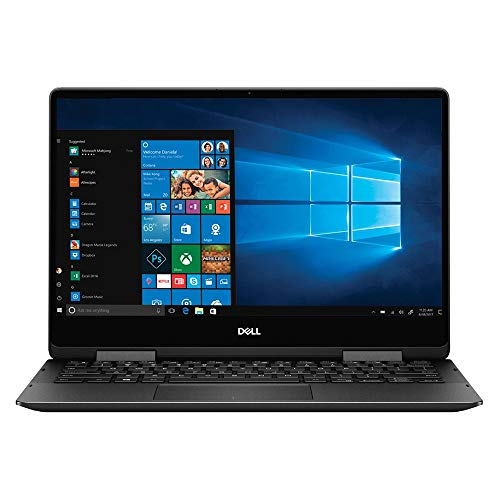 Dell Inspiron 13 2-in-1 7386-13.3 QHD Touch - i7-8565U - 16GB - 256GB SSD - Black