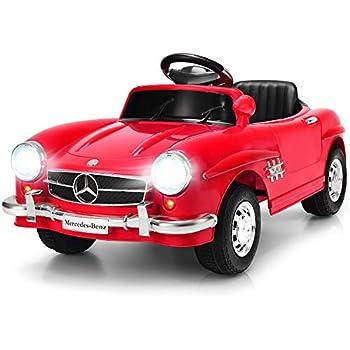 Amazon.com: Rollplay 6V Mini Cooper Kids Ride-On Car - For ...