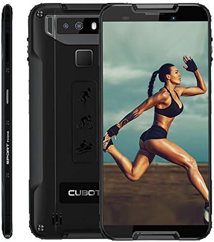 CUBOT Quest 4G IP68 Móvil Libre Impermeable Smartphone Robusto ...