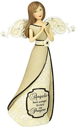 Modeles Prayer Angel Figurine by Pavilion Gift