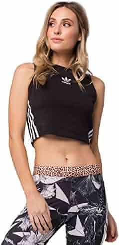 adidas Originals Women's Crop Tank Top