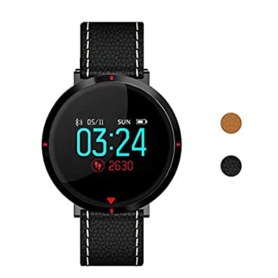MAXTOP Smart Watch for Women with Heart Rate Monitor Blood Pressure Sleep Monitor Fitness Tracker Compatible with Android and iOS