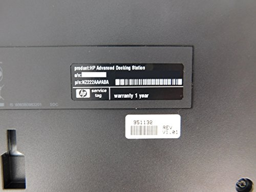 HP NZ222AA#ABA Docking Station by HP (Image #6)