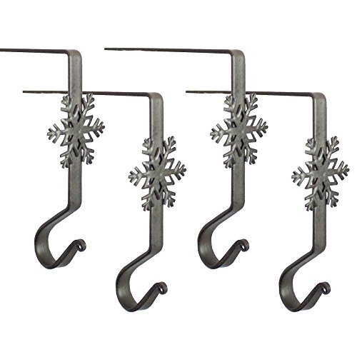 Stocking Hanger with Snowflake 6