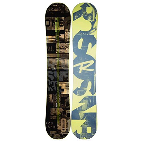 Rossignol Alpine Snowboard - Rossignol One LF Snowboard - Men's One Color, 156cm