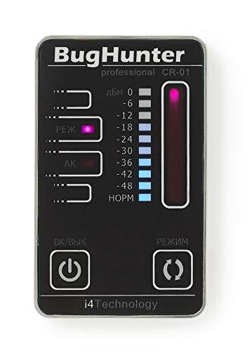 (Bug detector counter surveillance frequency counter)