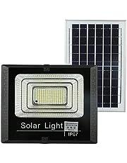 kkkl Draadloze solar-bewegingsmelderverlichting, waterdichte zonnelampen, buitenverlichting voor tuin, tuin, garage