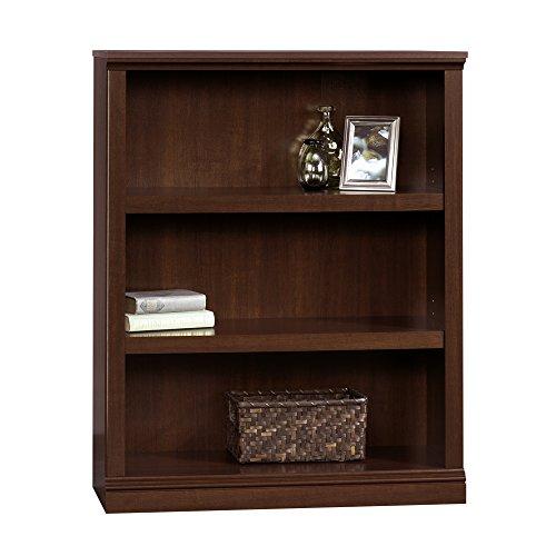 Review Sauder 3-Shelf Bookcase, Select