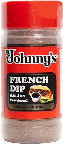 Dip Mix Jar (Johnny's Au Jus Powder, 6 oz)