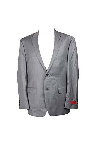 Alfani Mid-Grey Stepweave Jacket S