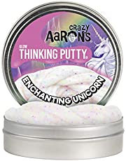 Enchanting Unicorn Glow Putty 3.2 oz Tin by Crazy Aarons Putty (UH020)