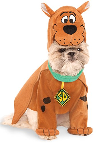 Scooby Doo Pet Suit, X-Large (Scooby Dog Costumes)