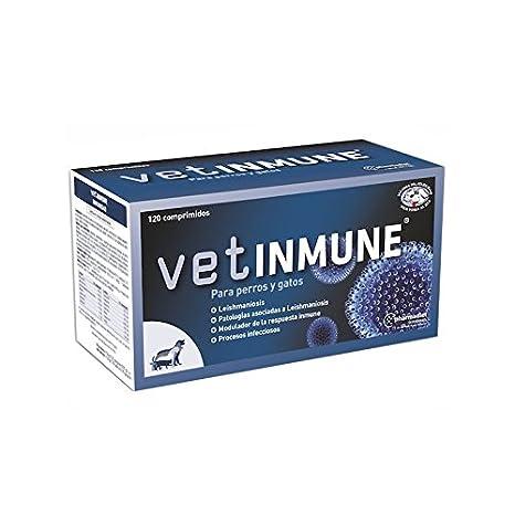 Farmadiet VetInmune Blísters con 120 Comprimidos de Suplemento Nutricional