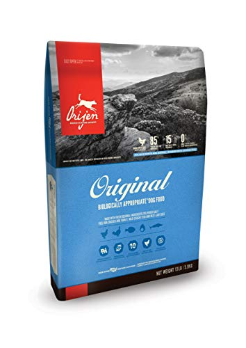 ORIJEN Dry Dog Food, Original, Biologically Appropriate & Grain Free