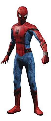 Mezco JUL178243 Toys One: 12 Collective: Marvel Spider-Man Homecoming Action Figure from Mezco