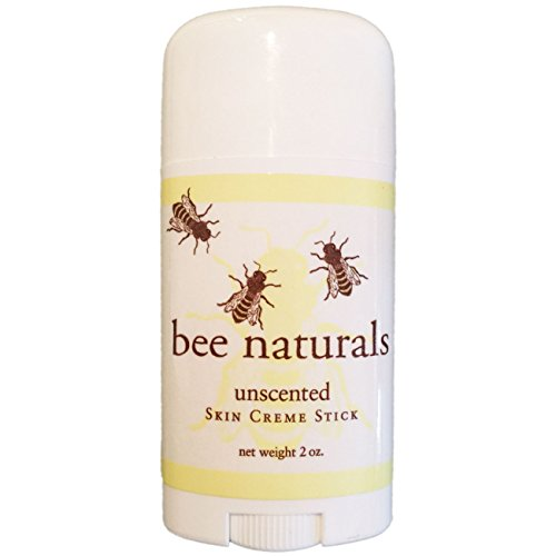 Bee Naturals Best Skin Cream Stick - Twist up Tube - TOP #1