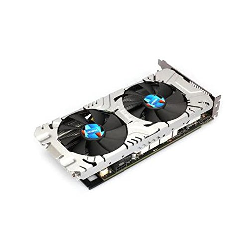 IDS Home High-Performance 4G D5 Gaming Graphics Card - Silve
