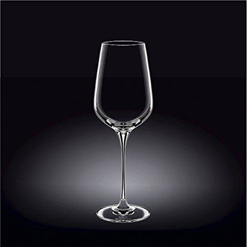 Wilmax 888040 550 ml Wine Glass Set of 244; Pack of 12 by Wilmax