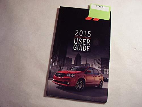 2015 Dodge Grand Caravan Owners Manual