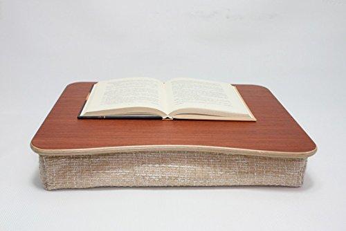 Merveilleux Wooden Laptop Bed Tray / Mahogany Desk / IPad Table / Pillow Tray /  Breakfast Tray