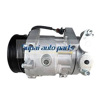 Pengchen Parts 7701499850 - Compresor de aire acondicionado para Renault CLIO II 1.4/1.6: Amazon.es: Amazon.es