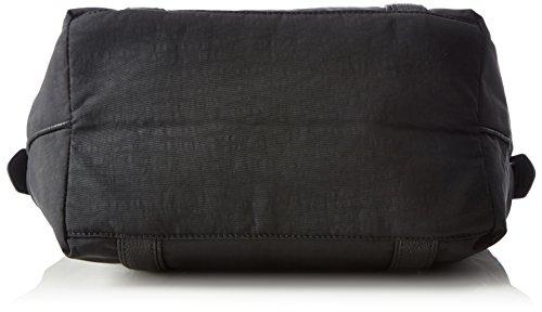 Kipling ART S, Borsa con Maniglia Donna, 44x27x18 cm (B x H x T) Nero (32b Black Padded)