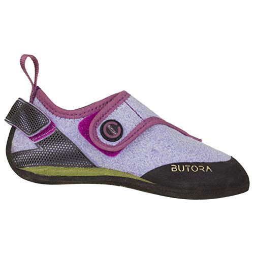 - Butora Brava Violet Kid's Rock Climbing Shoes Size 13