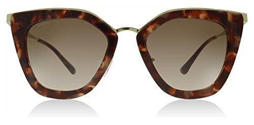 255181b8c0 Galleon - Prada PR53SS UE00A6 Spotted Brown Pink PR53SS Cats Eyes Sunglasses  Lens Categor