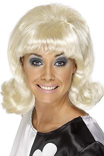 Smiffys 60s Flick-Up Wig - Wig Flick