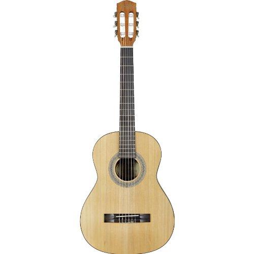 Guitar Fender String Nylon (Fender Beginner Acoustic Guitar MC-1 ¾ Nylon String – Natural)