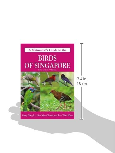 A Naturalists Guide to the Birds of Borneo Naturalists Guides