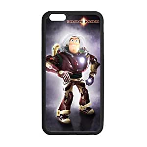 [Accessory] iphone 4 4s Case, [Toy Story] iphone 4 4s Case Custom Durable Case Cover for iPhone6 PC case(Laser Technology)