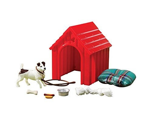 Feed Jack Russell (Breyer Dog House Play Set)