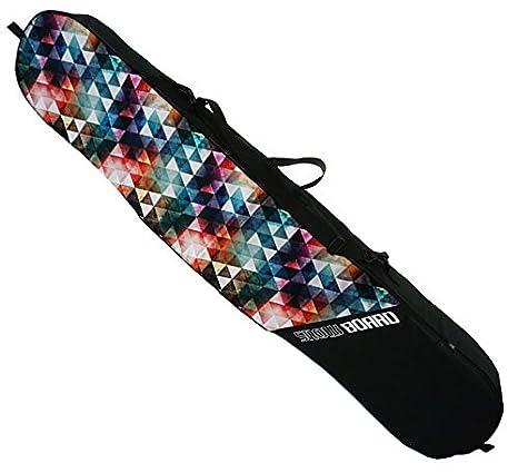 6e7cf707a3 Borsa porta Snowboard custodia per tavola custodia Saccp Space 165 cm  Triangles [051]