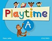 Playtime a - Class Book