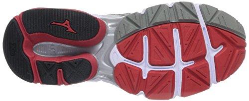 Red Mizuno Wave für Laufschuhe Black Multicolore White Connect Chinese Herren PAzqxrnPw