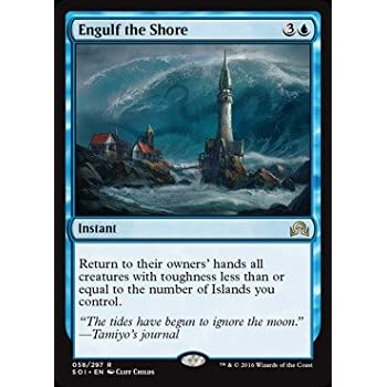 Amazon.com: Magic: the Gathering - Rise from the Tides (083 ...