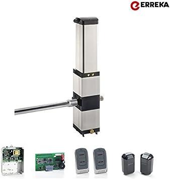 Motor Erreka KIT ATLAS para Puerta Basculante 2 hojas: Amazon.es: Bricolaje y herramientas