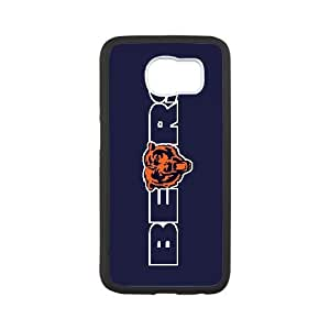 Samsung Galaxy S6 Phone Cases NFL Chicago Bears Cell Phone Case TYC744944
